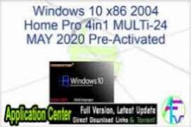 Windows 10 X86 10in1 20H2 OEM pt-BR NOV 2020 {Gen2}